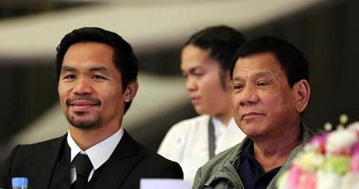 Sen. Manny Pacquiao Says He Will Support PDU30 If He Declares Martial Law: 'It Will Be for the People'