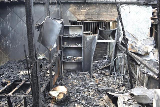 Bíblia fica intacta após incêndio destruir casa de família em Rondônia