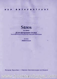 Jean Benjamin Stora - Stres  (Cep Üniversitesi Dizisi - 66)