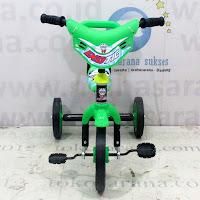 sepeda roda tiga bmx exotic