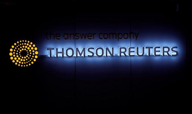 L'Activité Financial & Risk de Thomson Reuters annonce un Nouveau Nom de la Société : «Refinitiv»