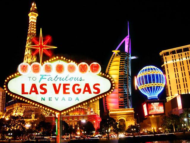 TV e Rádio em Las Vegas