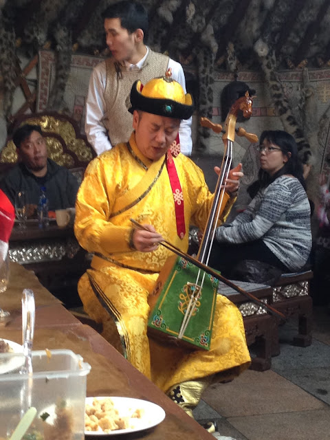 Tsagaan Sar Celebrations with ISU