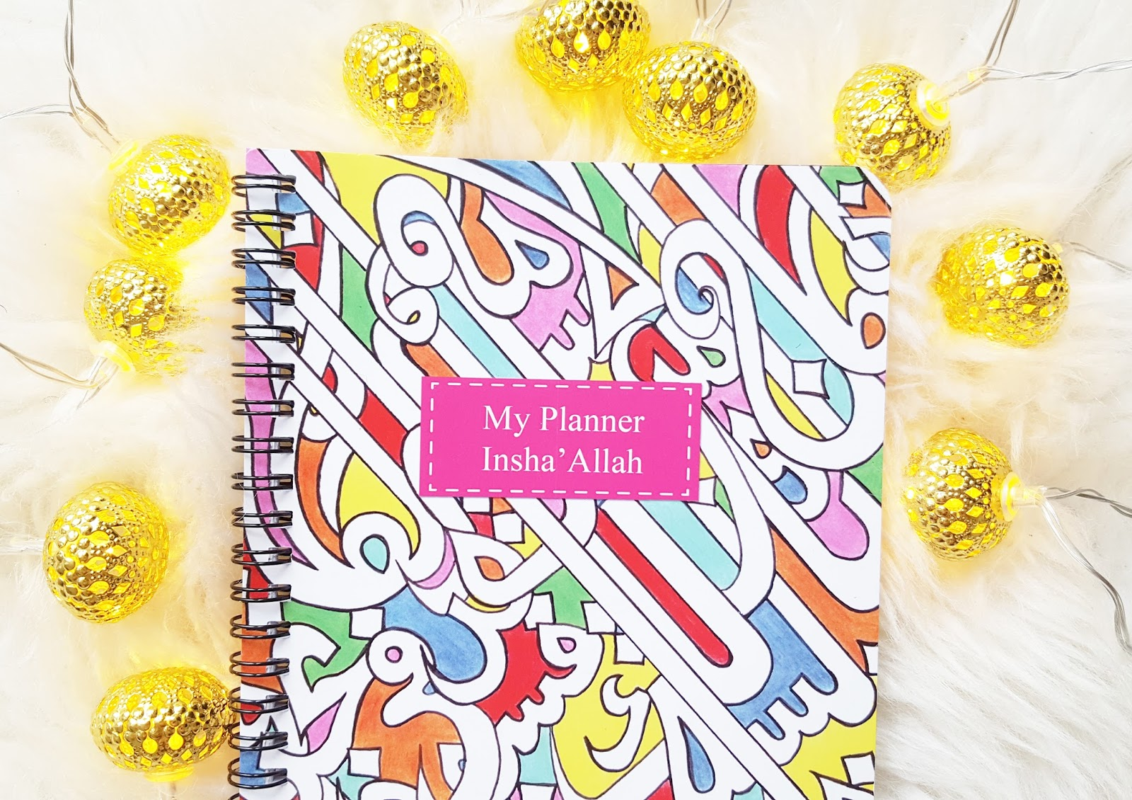 Islamic Moments Notebook