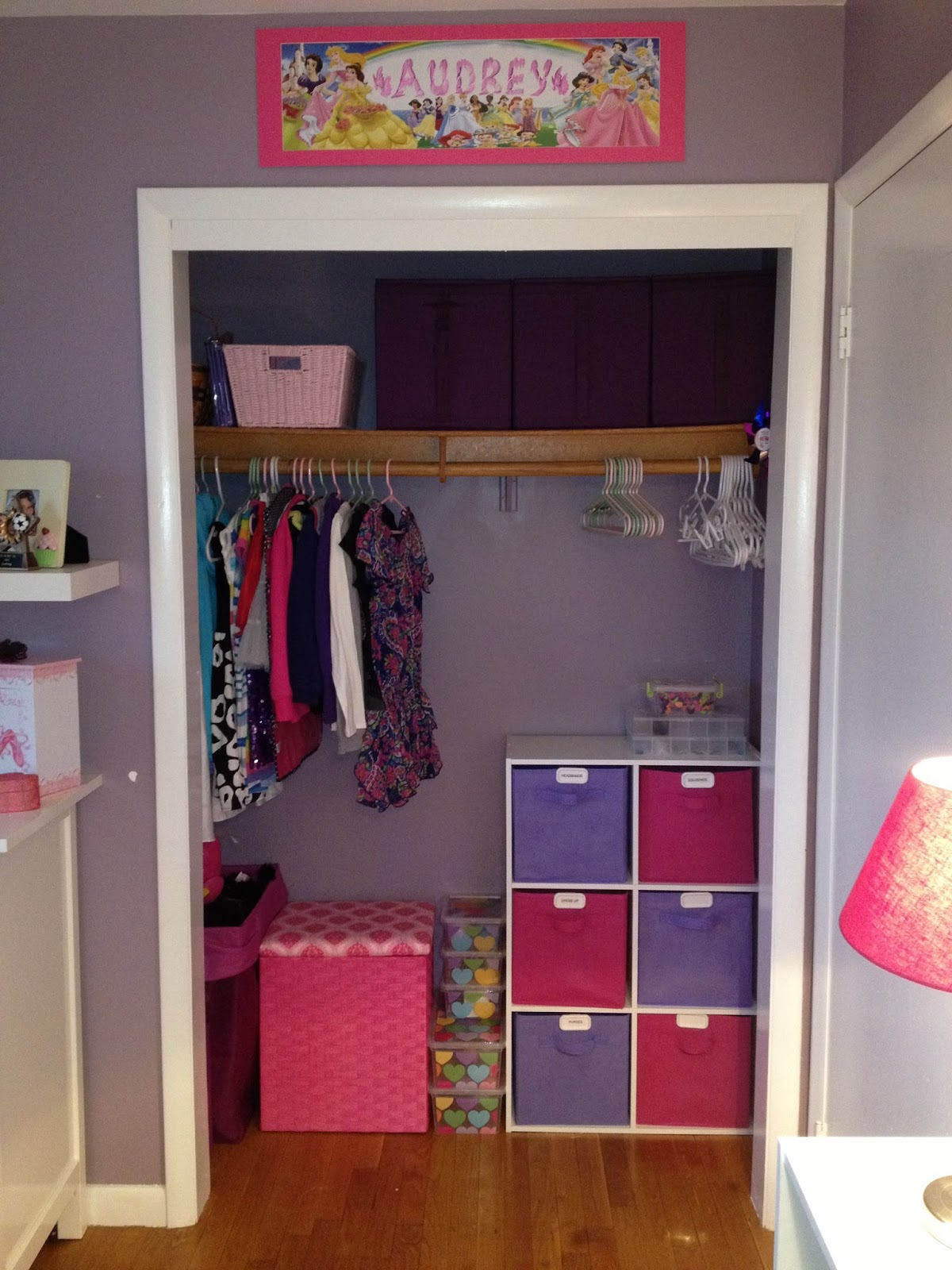 13 Year Bedroom Boy: Organizing For Six: My Daughter's Room