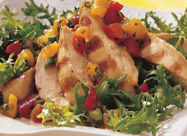 recipes magazine: Chicken with jalapeno & soy sauce