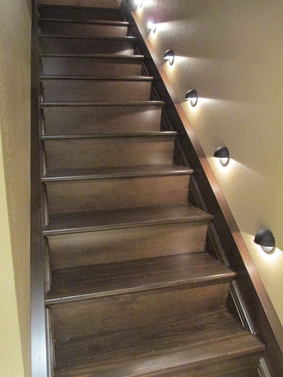 Basement Stairs Ideas: KRUSE'S WORKSHOP: House Tour