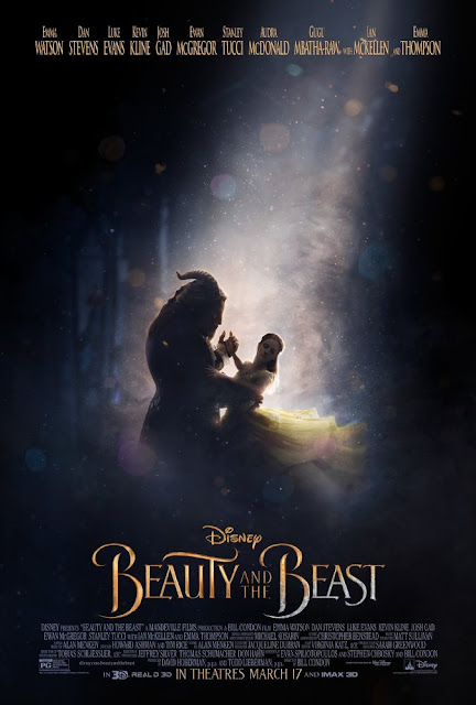 poster beauty and the beast 2017