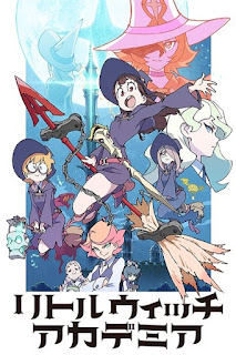 detail dan nonton trailer anime Little Witch Academia (TV) (2017)