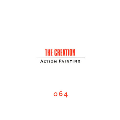 The Creation – Action Painting