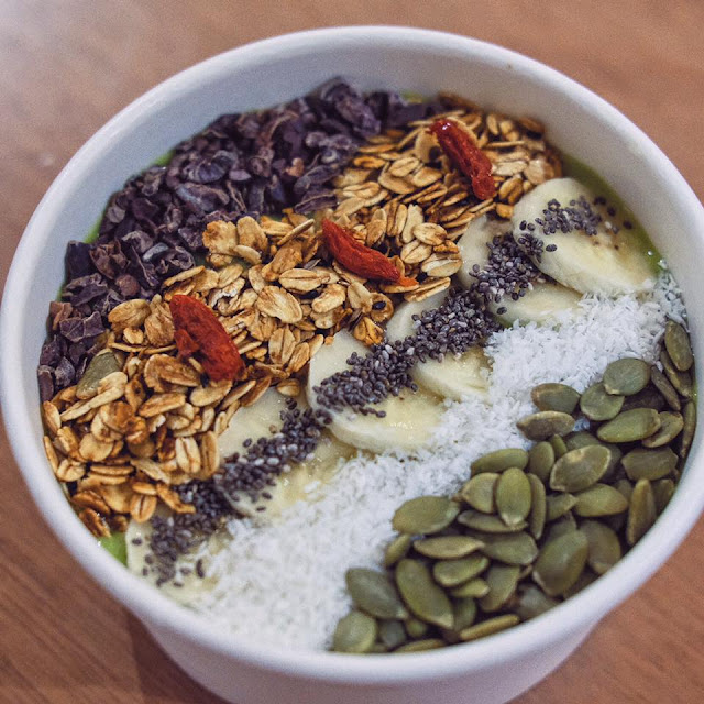 Smoothie Bowl Berrywell