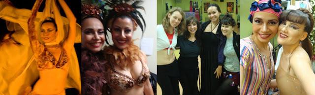 Zahra Zuhair's dance company