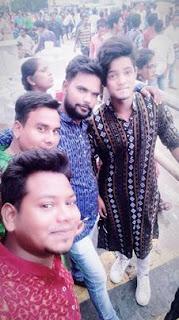 sambalpuri day selfi images