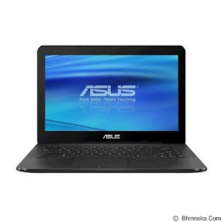 harga terbaru Asus Notebook A455LA-WX667T