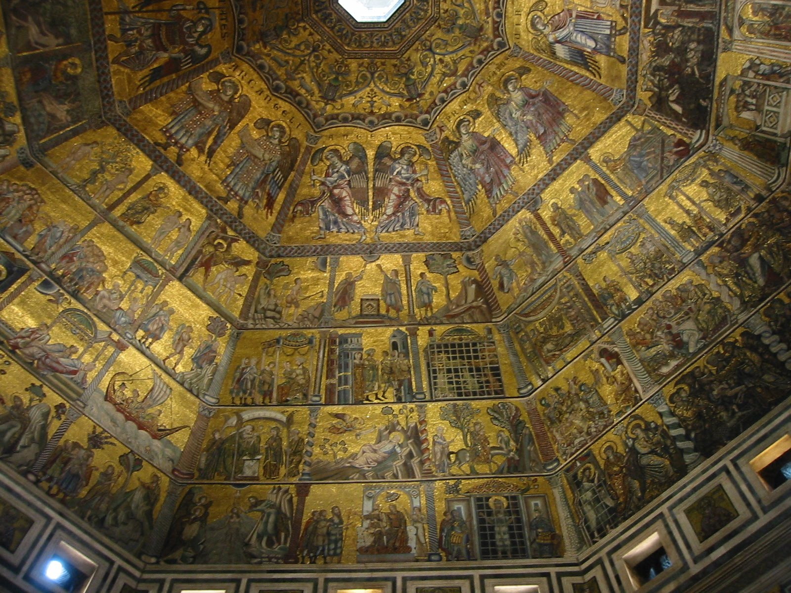 Bensozia The Florence Baptistry