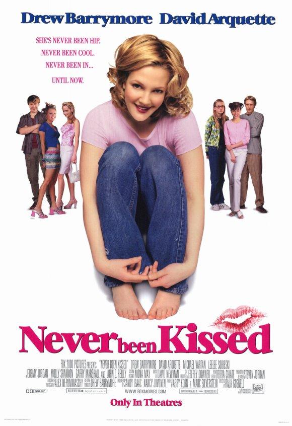 日日是好日: [觀後感] 一吻定江山(Never been Kissed)