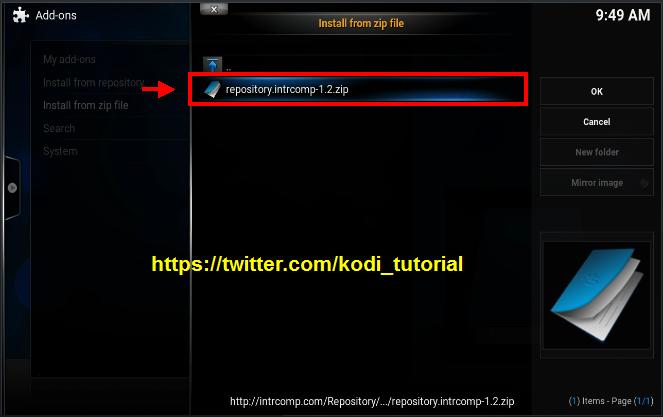 Random Addon Kodi Install Intrcomp Repo - New Kodi Addons Builds 2019