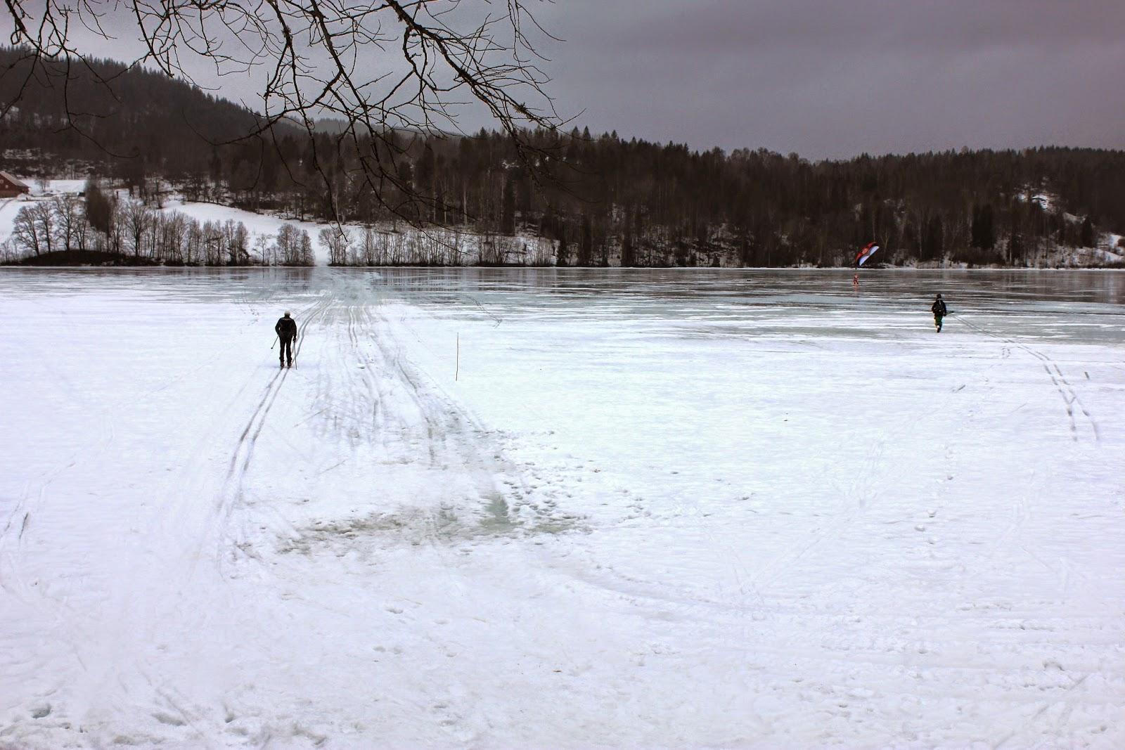 Jezioro Svemsvannet