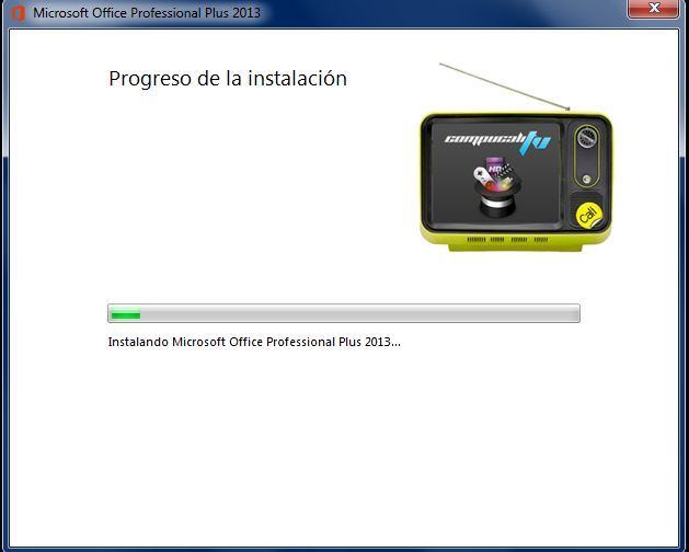 Office 2013 Full Professional Plus VL Español Windows 8 - 7
