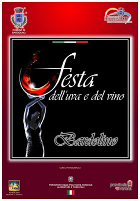 Festa dell'uva e del vino Bardolino dal 28 settembre al 2 ottobre Bardolino (VR)