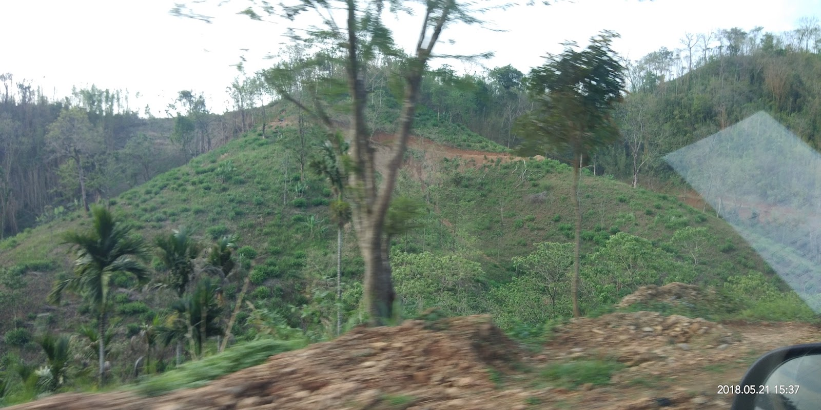 Day 7  In the middle of nowhere  Silchar to Imphal (1st attempt)