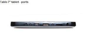 Tablo 7-inch tablet