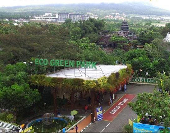 Wahana Di Eco Green Park Malang Jam Buka Dan Harga Tiket Surabaya