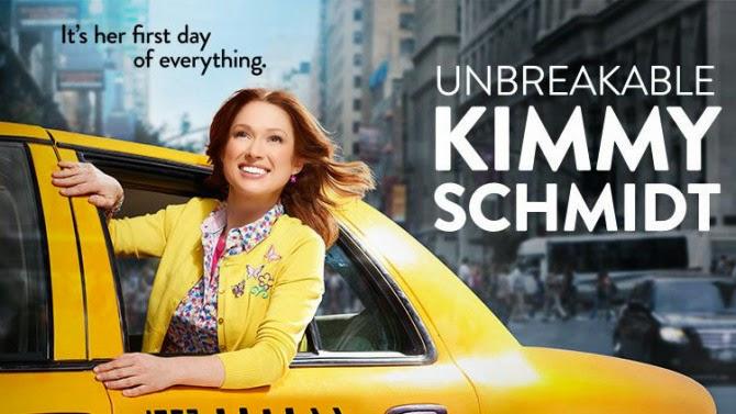 unbreakable kimmy schmidt ellie kemper promo