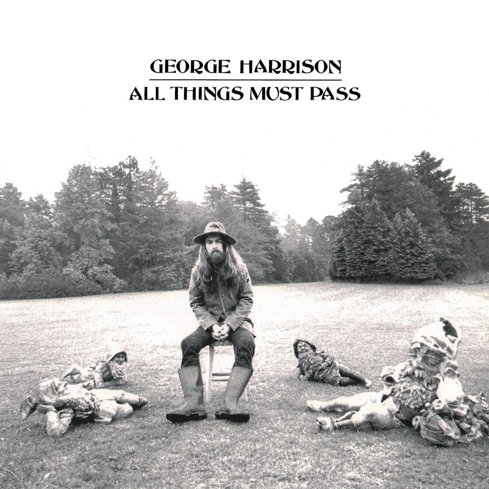 George Harrison Albums : marv 39 s musical ponderings george harrison all things must pass part one ~ Vivirlamusica.com Haus und Dekorationen