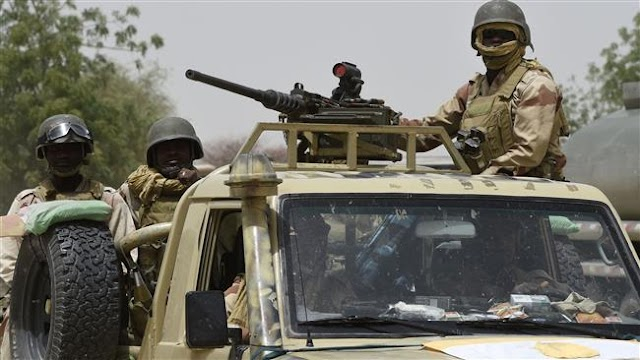 Nigerian and Chadian military forces launch joint offensive against Boko Haram