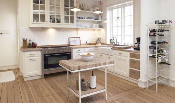 home sweet home kuchnia rustykalna bia a. Black Bedroom Furniture Sets. Home Design Ideas