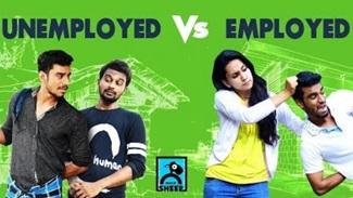 Employed Vs Unemployed | Adhu Idhu with Ayaz 7 | Black Sheep