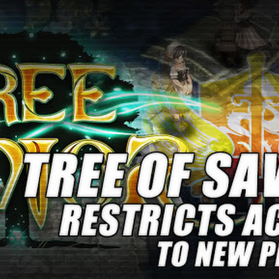 Tree Of Savior ★ Restricted Access To New Players