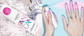 Esmalte em Spray da Nails Inc