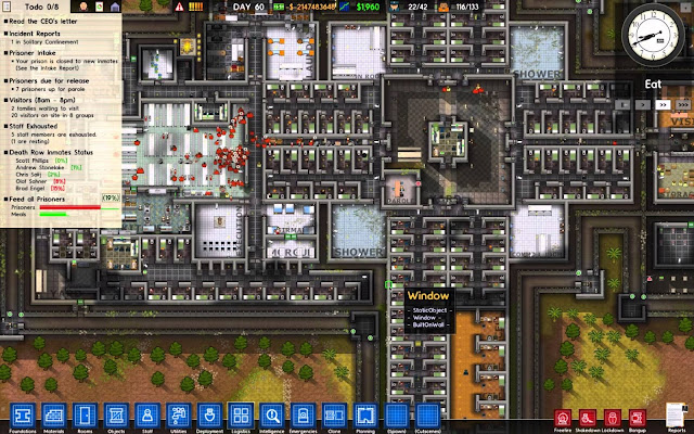 Free Download Prison Architect Alpha Final Edition