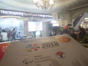 Ayo Dukung Asian Para Games 2018