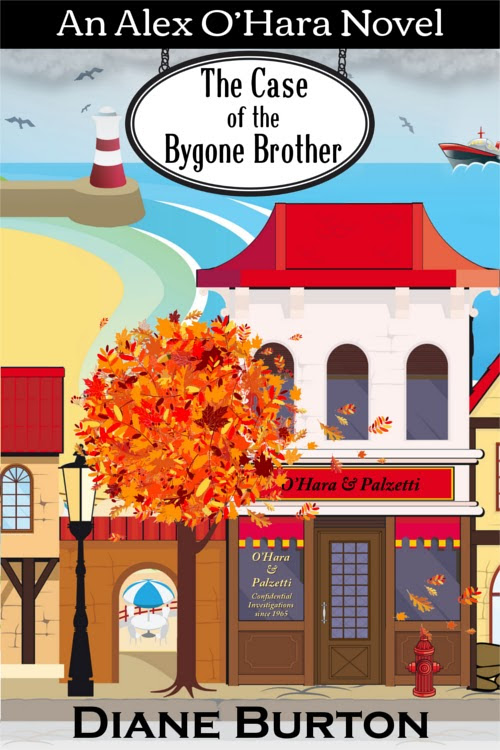 New Release: THE CASE OF THE BYGONE BROTHER by Diane Burton #Mystery