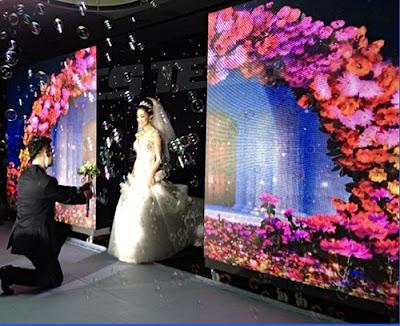 Lắp đặt màn hình led p5 indoor giá rẻ tại Quảng Bình