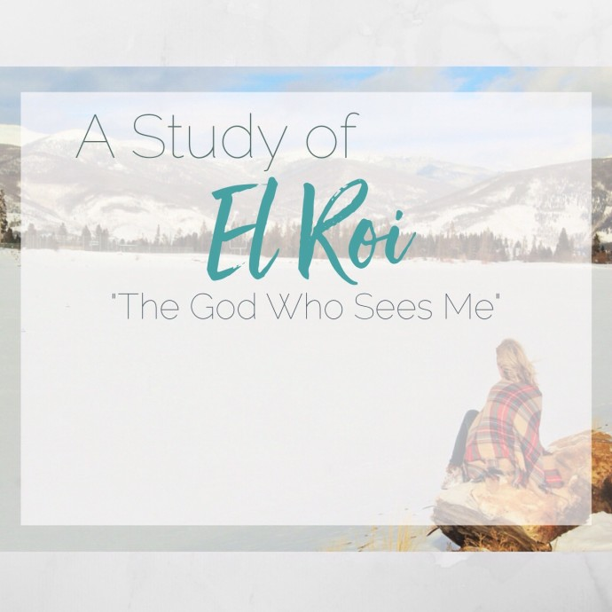 El Roi: The God Who Sees