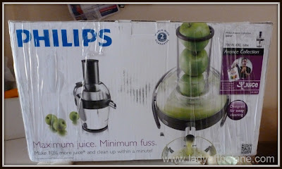 Philips Avance Juicer