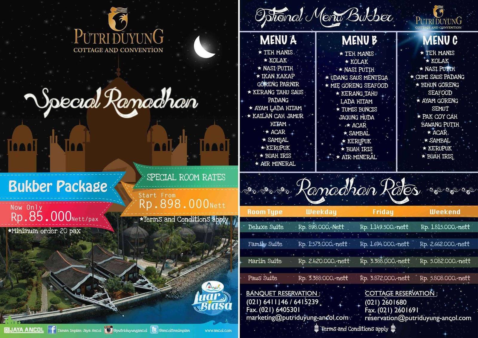 Promo Harga Tiket Dufan Terbaru September 2016