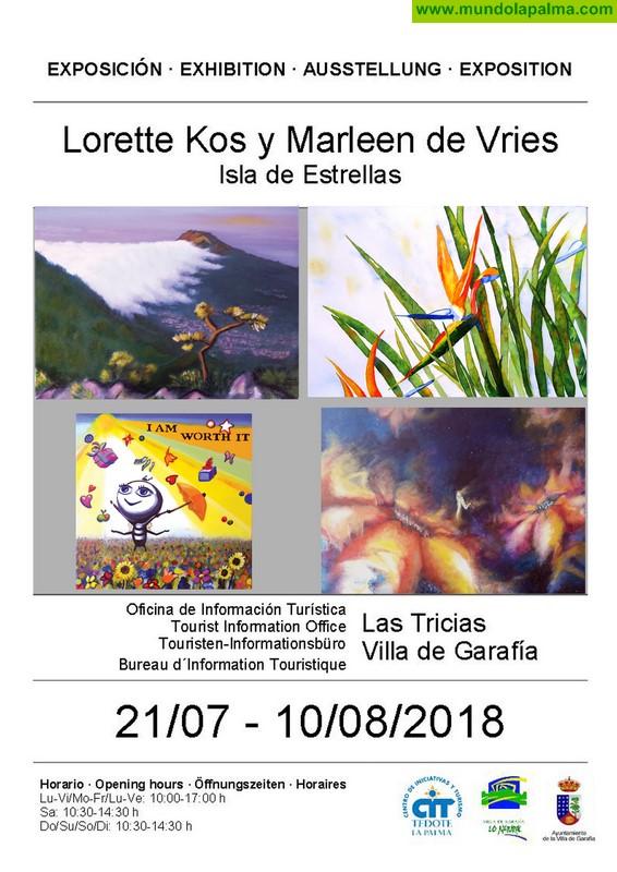 """Exposición de pintura """"Isla de Estrellas"""""""