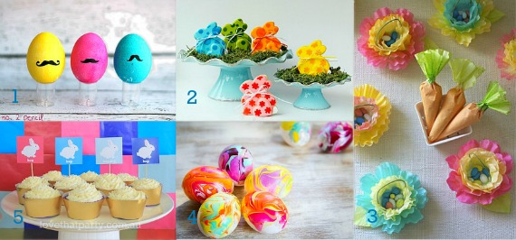 DIY Easter Party Ideas Inspiration Free Printable Tutorial kids party ideas