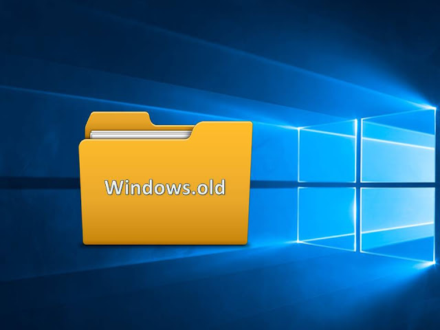 ماهو ملف windows.old في وندوز10
