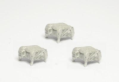 MDV38    Ferret stowage frames (3)