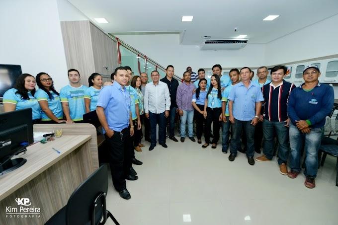 Super reinauguração da Loja 1 do Grupo Landry Móveis em Chapadinha, foi marcada por prêmios, festa e preços imbatíveis.