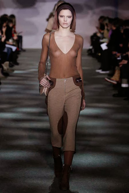 Vital Style Kendall Jenner Marc Jacobs Fall 14 Fashion Show