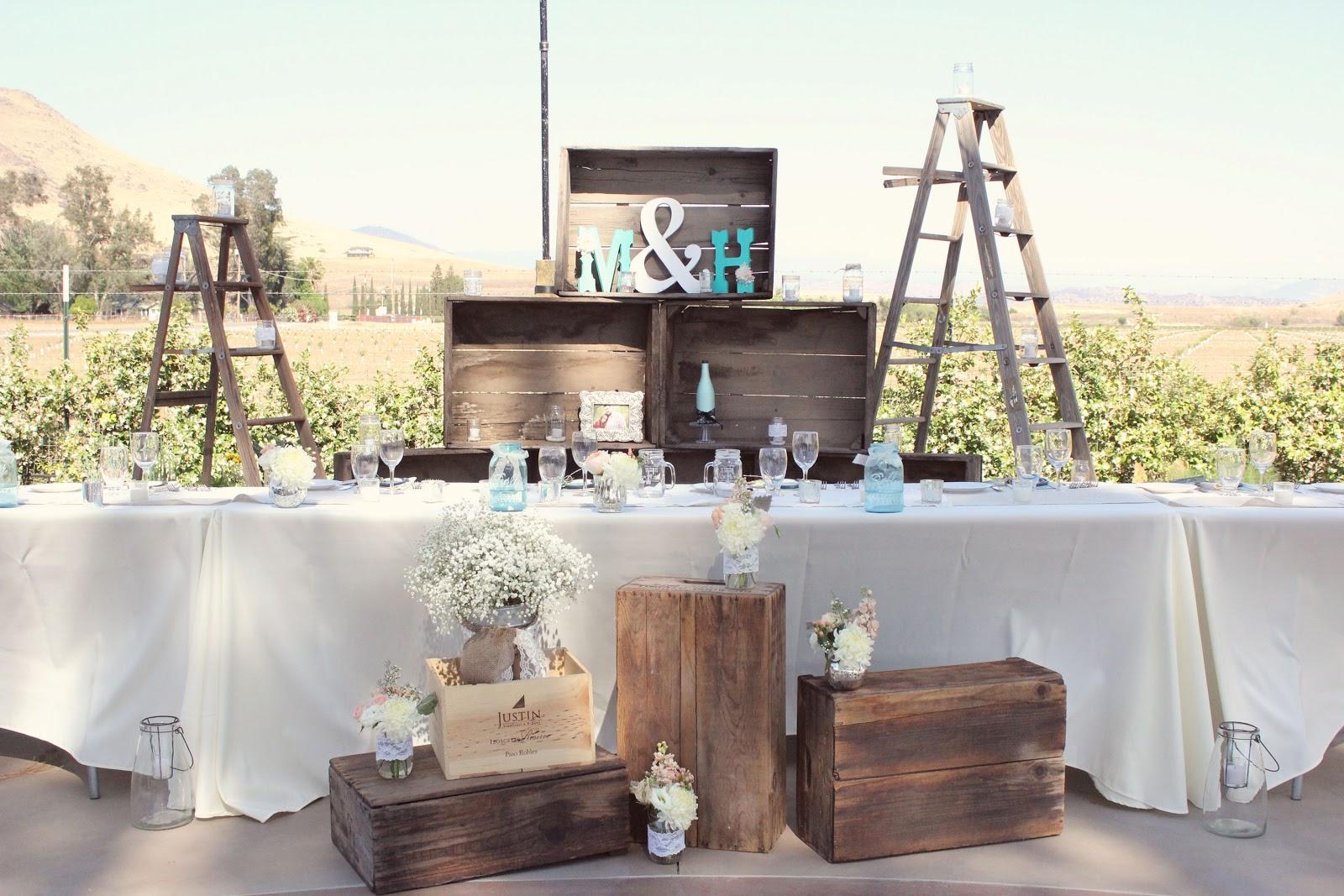 Head Table Decor Idea Help: Brown Bunny Flowers: May 2013