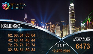 Prediksi Angka Togel Hongkong Jumat 12 April 2019