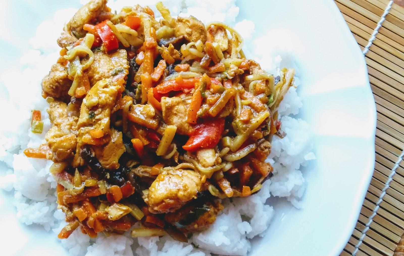 Przepisy Margaretki Kurczak Z Warzywami Po Chinsku